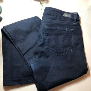 Excellent used condition Paige straight jeans